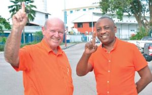One Seychelles Nominates St.Ange & Sinon for Presidential Elections - ONE-SEYCHELLES
