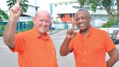 Photo of One Seychelles Nominates St.Ange & Sinon for Presidential Elections