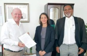 One Seychelles and Alain St Ange Launch Zilwa Publication - ALAIN-ST-ANGE