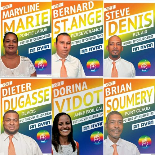 One Seychelles Reveals Six More Parliamentary Candidates - Alain St Ange - VisitSeychelles.org