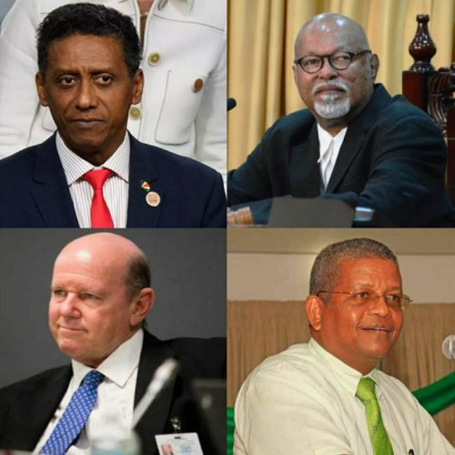 Presidential Debates to Separate Fact From Fiction - ALAIN ST ANGE - SEYCHELLES ELECTIONS 2020