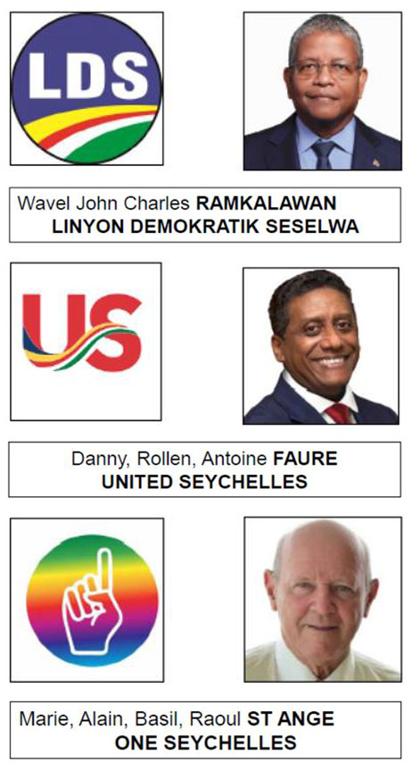 Alain St. Ange, President of Seychelles May Soon Become Reality