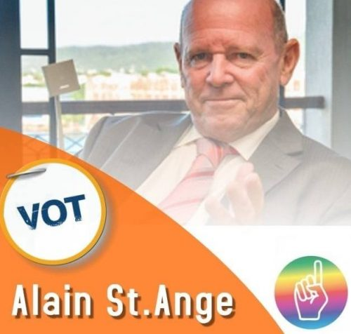 Election Month October is Here - ALAIN ST ANGE - ONE SEYCHELLES