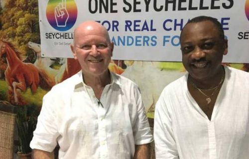 Our Entrenched Two-Party System is Finally Under Threat - ONE SEYCHELLES - ALAIN ST ANGE
