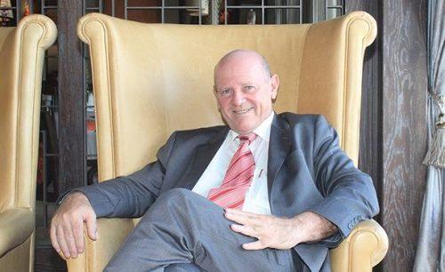 Praslin Business Association Congratulates Alain St. Ange - ALAIN ST ANGE - ONE SEYCHELLES